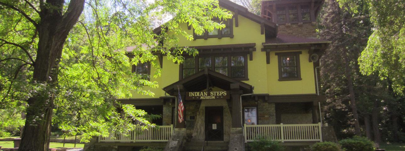 Indian Steps