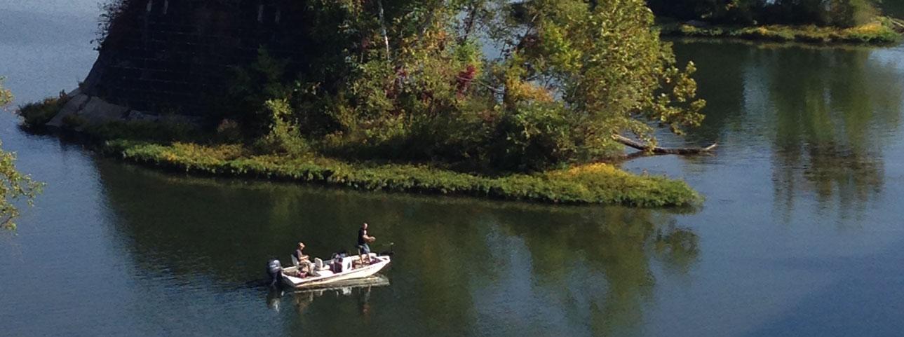 Susquehanna riverlands pennsylvania fish boat commission for Susquehanna river fishing